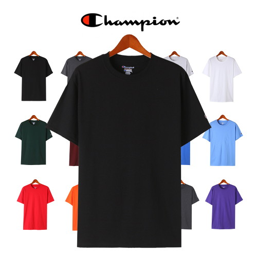 Champion t425 short sleeve t shirt 11street malaysia t for Plain t shirt supplier malaysia