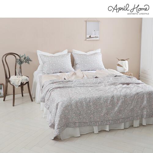 [April's Home] [April Home] Charmen Anthology Washing 3M Bamboo Pillow Set Q