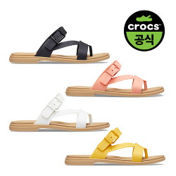 크록스공식 여성 CROCS TULUM TOE POST SANDAL W 4종 택1 (20SWFP206108)