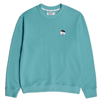 [비욘드클로젯] ILP SIGNATURE PARIS LOGO SWEAT-SHIRTS 2021SPRING MINT